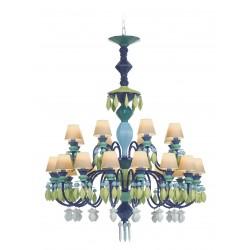 Piatto Prestige Gala Blu 2 Versace grande
