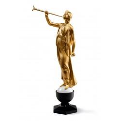 Fermacarte sfera acqua luna