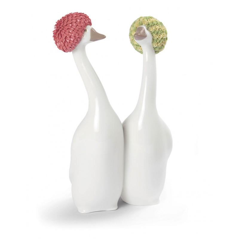 Piatto da Parete Le Jardin de Versace Mini 9.5 cm.